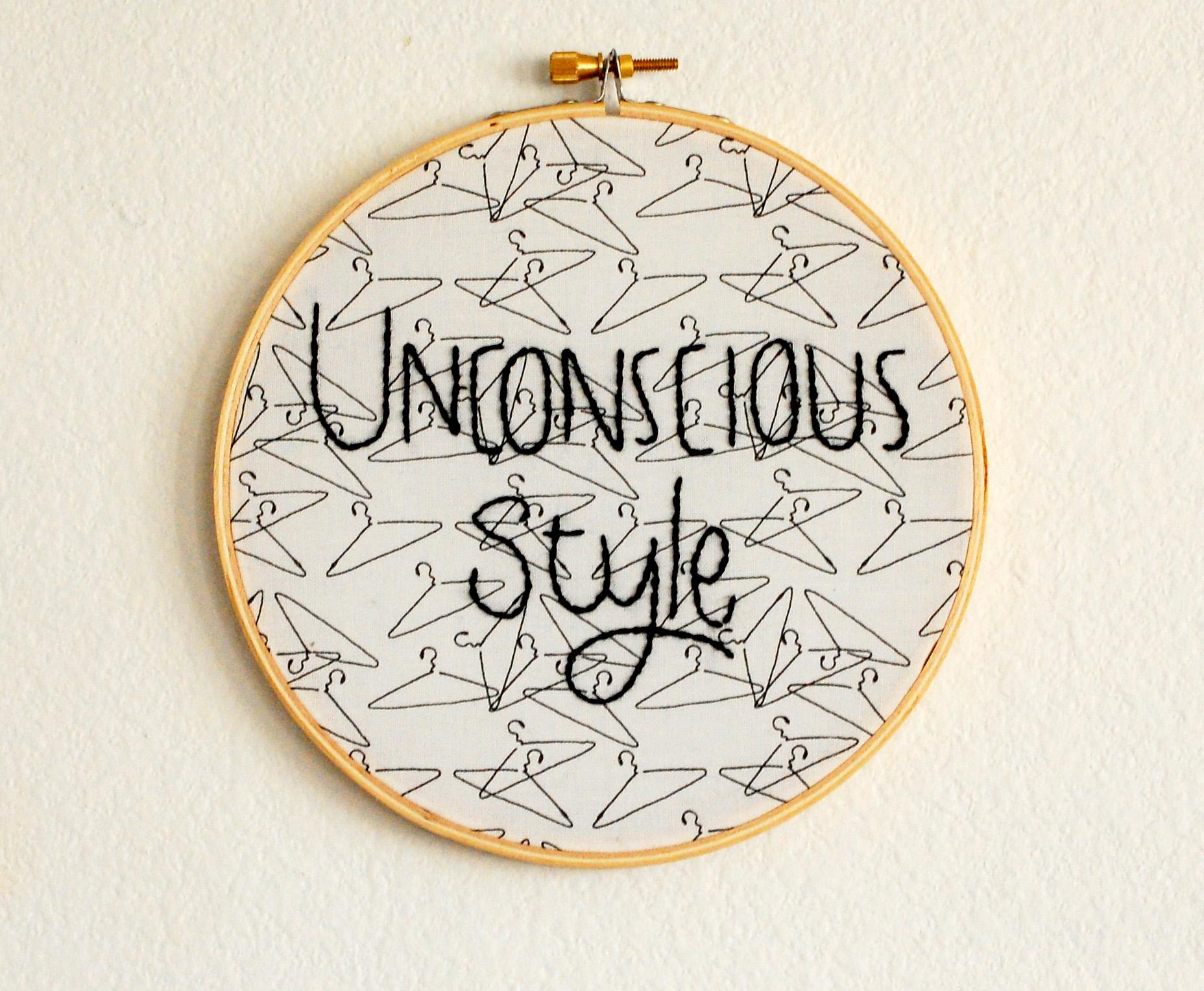 UnconsciousStyleEmbroidered