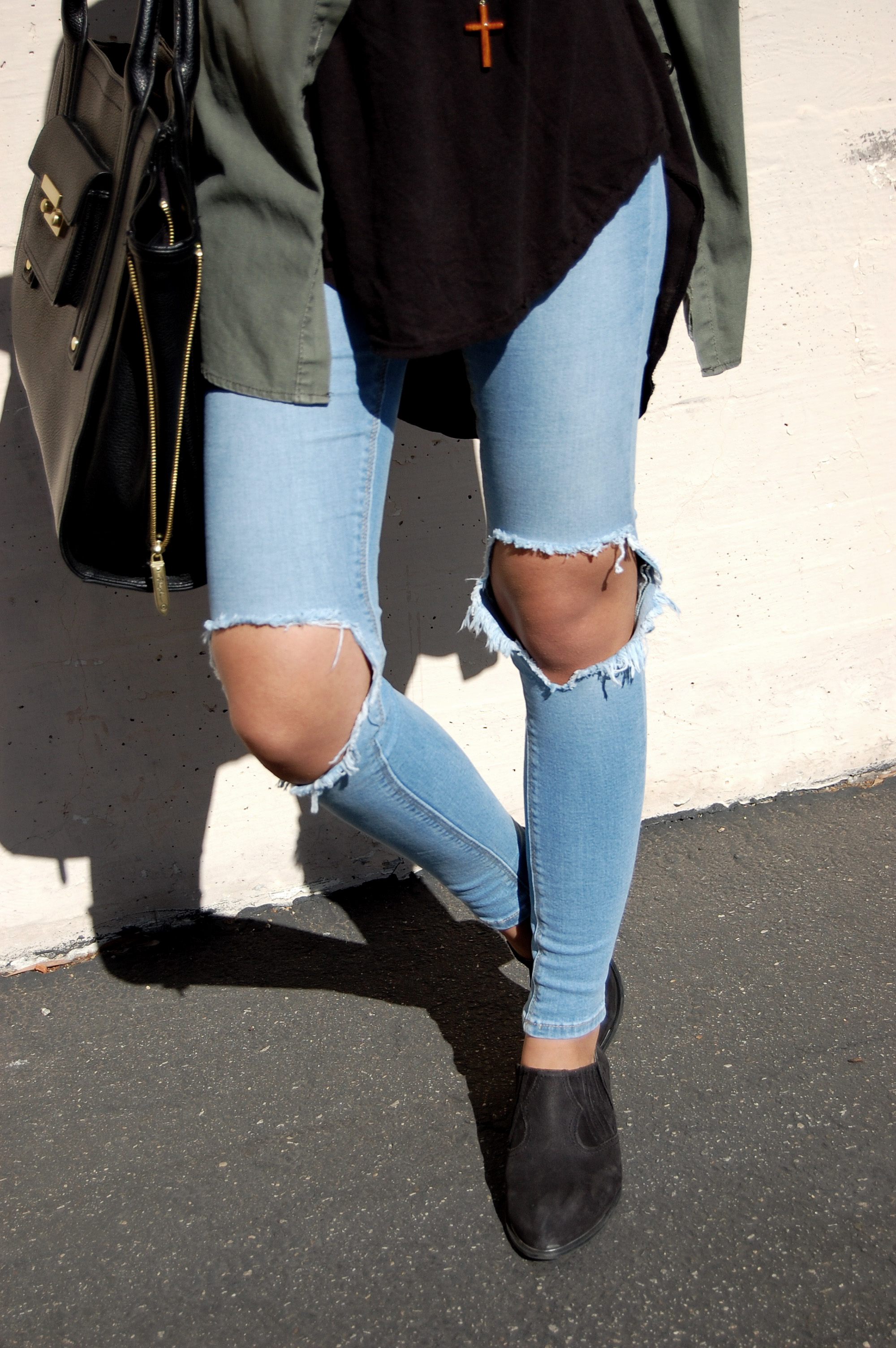 Ripped Knees | Unconscious Style