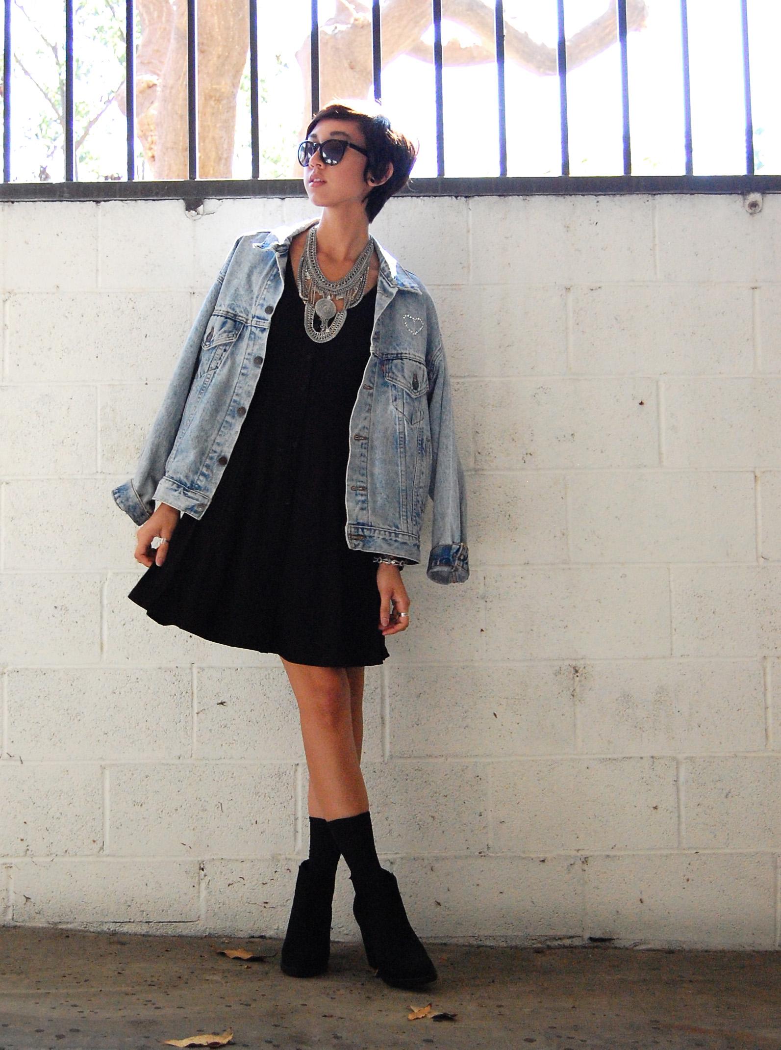 ASOS Skater Dress